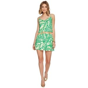 Lilly Pulitzer 4 Ramona Skort Set Green Coco Loca